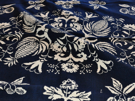 Meet the Bergen County Quilt and Coverlet Show Team