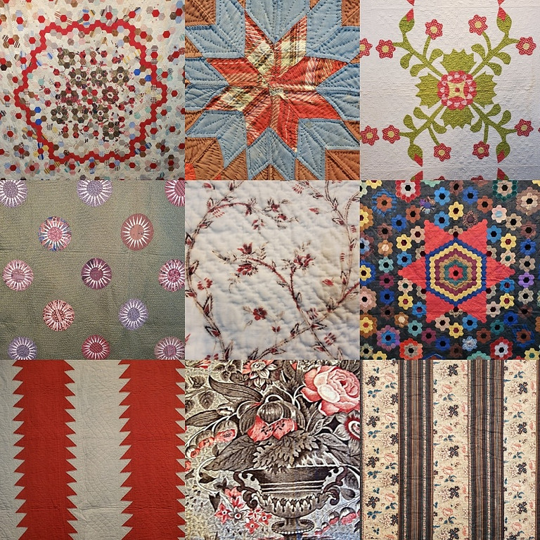 """""""300 Years of American Quilts"""" A Lecture by Dana Balsamo"""