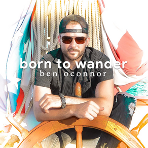 """AVAILABLE NOW // Debut Album """"Born to Wander"""""""