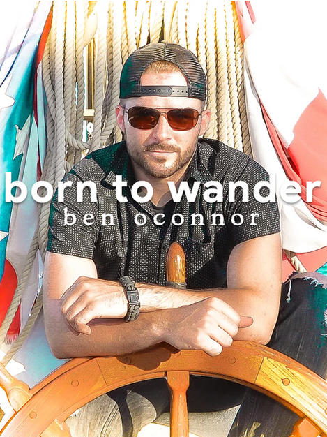 "AVAILABLE NOW // Debut Album ""Born to Wander"""