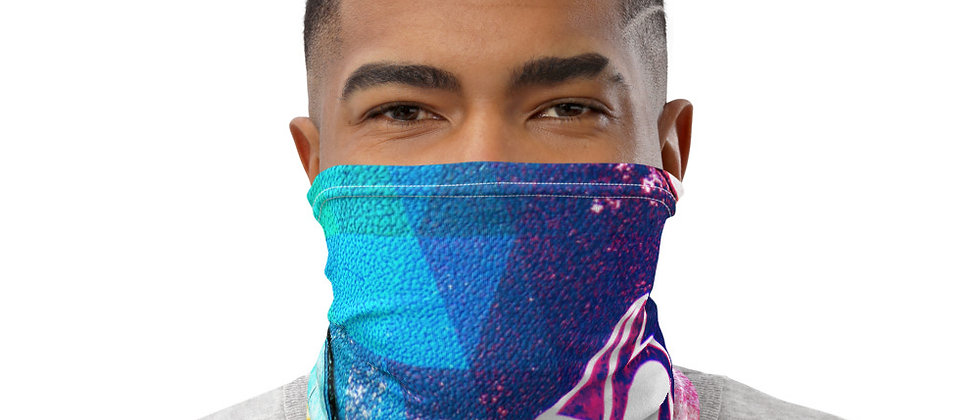 Summer Burst Mask/Headband/Neck Gaiter