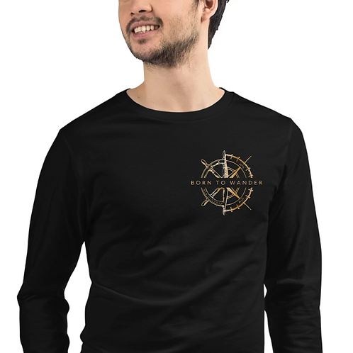Unisex Born To Wander Long Sleeve (pre-order)
