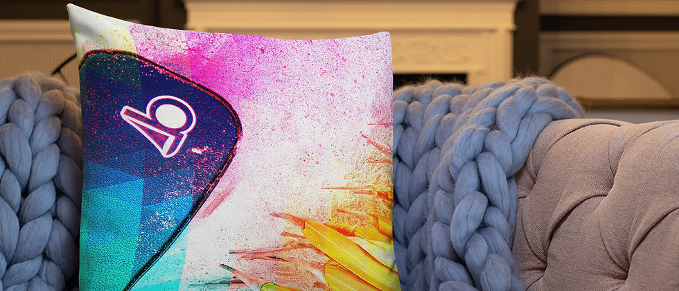 Summer Burst - Premium Pillow
