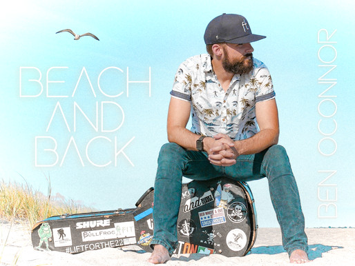 """Brand NEW single, """"Beach and Back"""" scheduled for exclusive release 09/12"""
