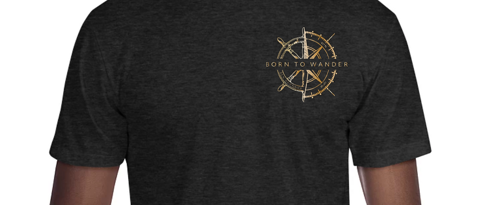 Unisex Born To Wander T-Shirt (pre-order)