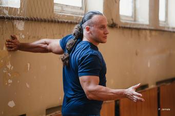 Fitness with Andrius Pauliukevičius