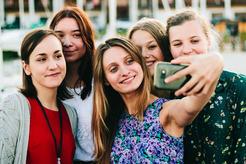 Lakeside Selfie