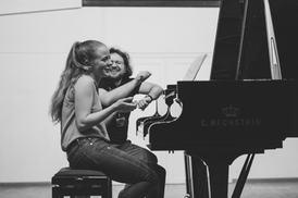 Piano Lesson with Gintaras Januševičius