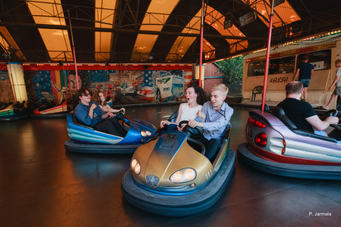 Bumper Cars in Palanga
