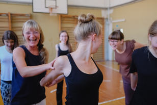 Physiotherapy with Meike Bistram