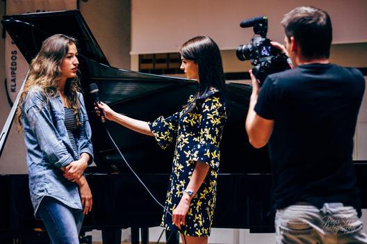 Interview with Gerūta Griniūtė
