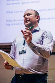 Lecture by Macdara O Seireadain