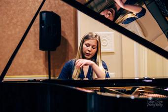 Živilė Kudirkaitė performs Debussy