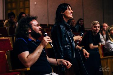 Lecture by Olga Filatova Kontrimienė