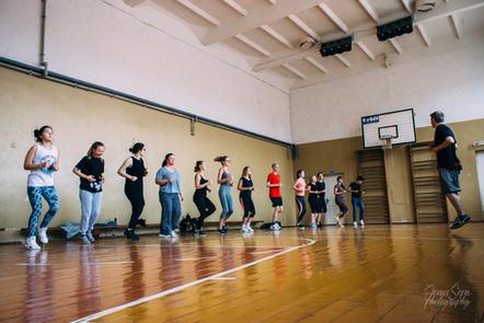 Fitness with Viktoras Zujevas