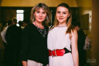 Svetlana and Diana Voronetskaya