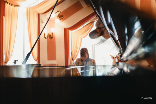 Milda Vitartaitė Plays Mozart