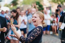 Grete Eliise Kask Birthday Surprise