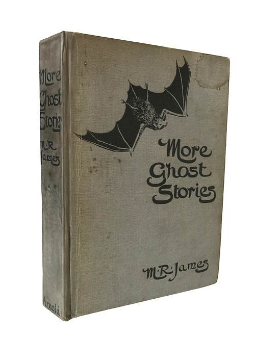 MORE GHOST STORIES by M R JAMES