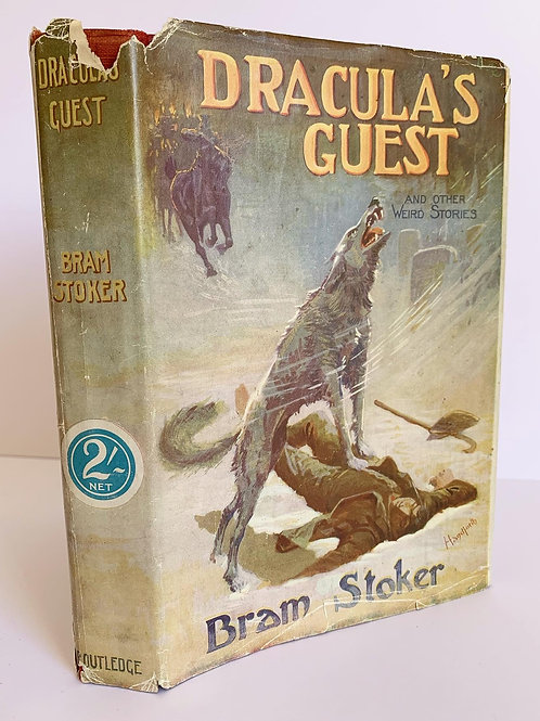 Dracula's Guest and other Weird Tales by Bram Stoker