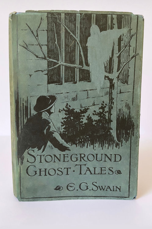 copy of Stoneground Ghost Tales by E G Swain