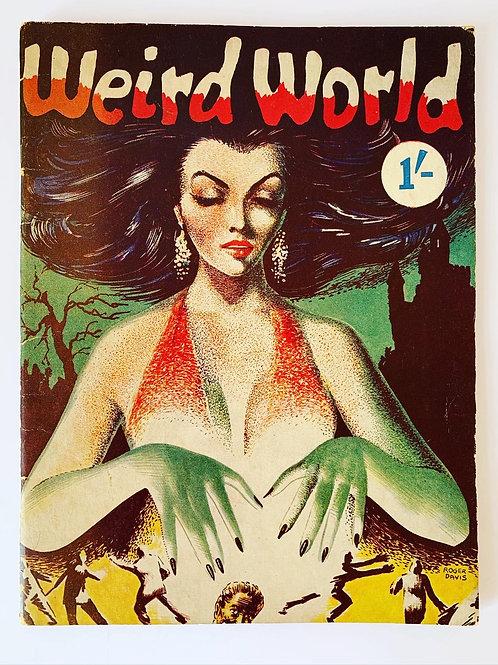 WEIRD WORLD: Tales of the Supernatural (1956) Vol I No 2