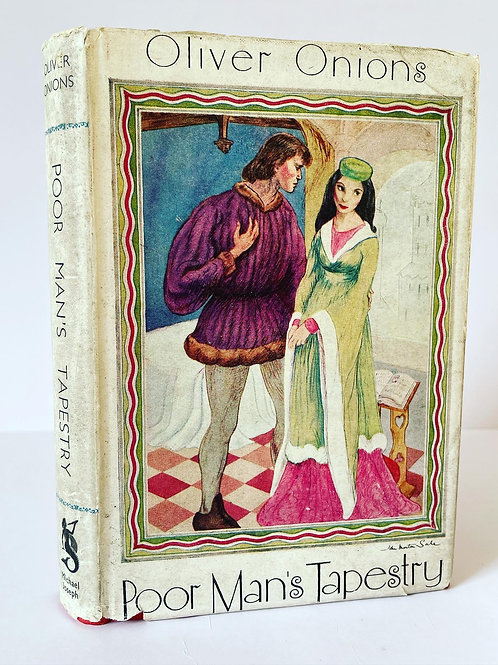Poor Man's Tapestry by Oliver Onions