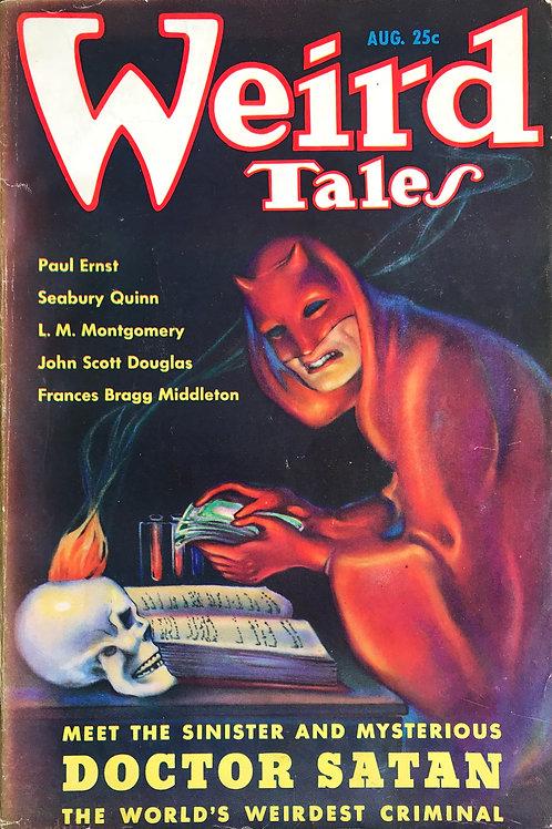 Weird Tales, August 1935 Volume 26, Number 2