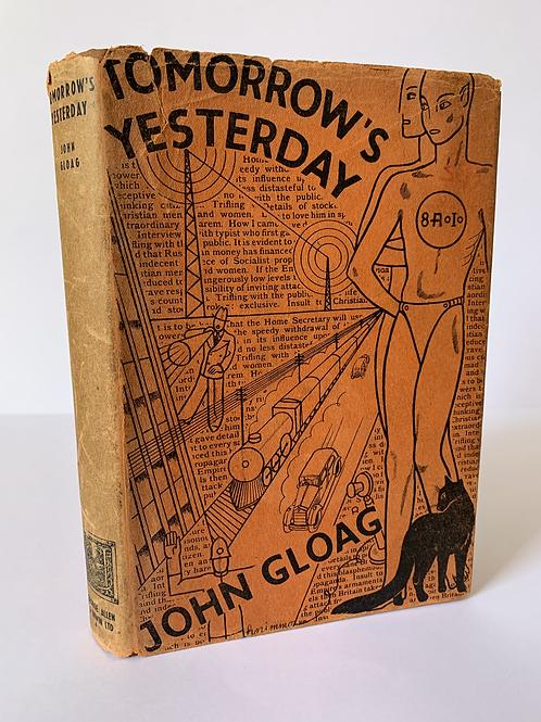 Tomorrow's Yesterday by John Gloag