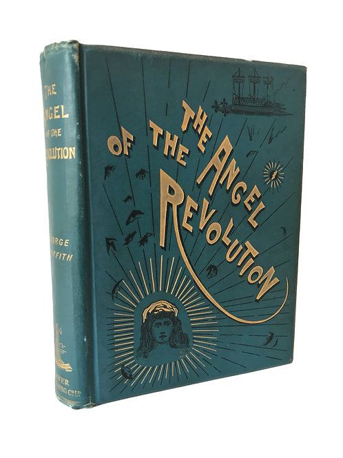 The Angel of the Revolution: A Tale of the Coming Terror by George Griffith