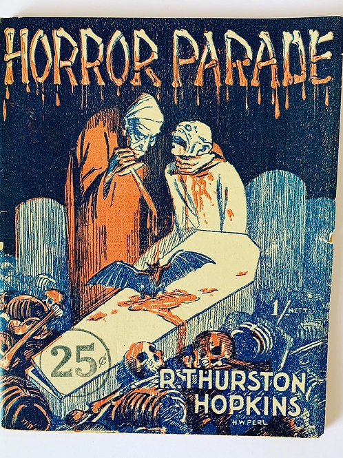 Horror Parade: Uncanny Stories by R Thurston Hopkins