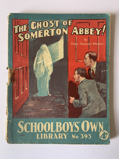 The Ghost of Somerton Abbey by Edgy Searles Brooks