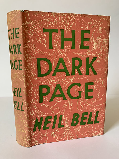 The Dark Page by Neil Bell