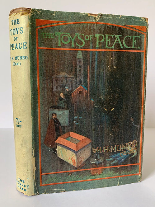 THE TOYS OF PEACE by SAKI (H H Munro)