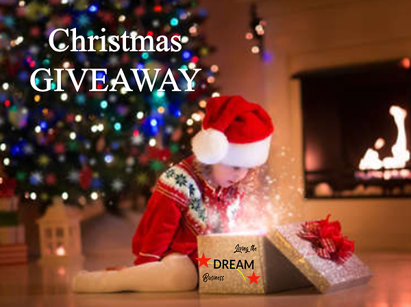 2020 Living the Dream Christmas Giveaway