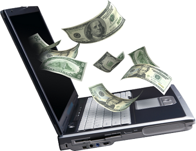 Money-Flying-Out-Of-Laptop-psd67272.png