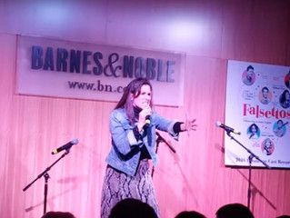 Stephanie J. Block is 'Breaking Down' at FALSETTOS CD Release Party
