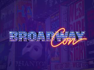 BroadwayCon 2018 Lineup