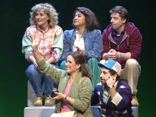 'Falsettos,' a Perfect Musical, an Imperfect Family