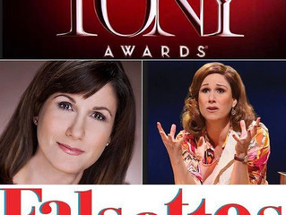 2017 Tony Nominee: Stephanie J. Block for Best Performance by an Actress in a Featured Role in a Mus