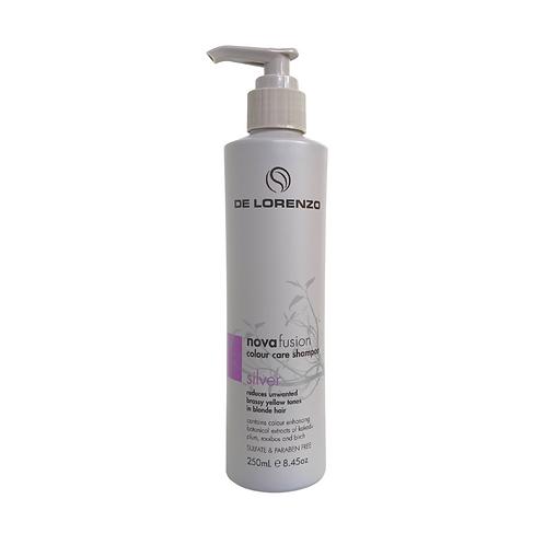 De Lorenzo Novafusion Silver Shampoo - 250ml