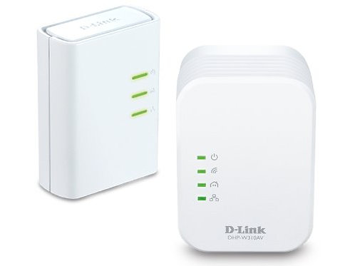 D-Link PowerLine Lan Extender AV500