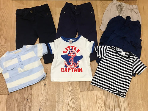 Age 9-12 month boy's bundle