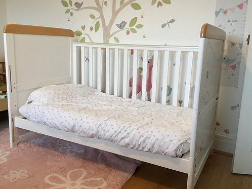 Tutti Bambini toddler bed