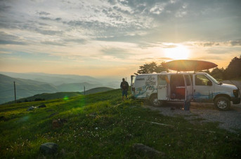 HOME IS WHERE YOU PARK IT: TIPS ON MAKING YOUR VAN A HOME -- SEPTEMBER 12, 2017