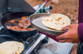 GOURMET #VANLIFE COOKING: RECIPES, TIPS, AND TRICKS -- AUGUST 3, 2017