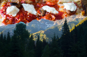 PIZZA+HIKING: A MATCH MADE IN ADVENTURE FOODIE HEAVEN -- OCTOBER 19, 2017