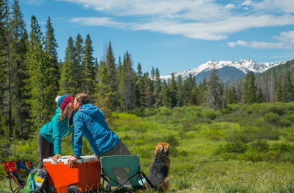 TIPS AND TRICKS FOR KEEPING THE FIRE BURNING IN THE BACKCOUNTRY -- SEPTEMBER 28, 2017