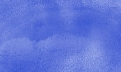 Blue background listing frequently asked questions about caricature commissions.
