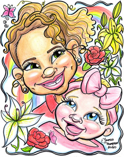 Kid Caricatures